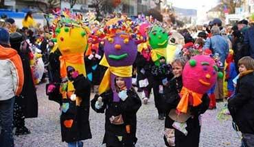 Carnaval met kinderen – 8 leuke optochten om te bezoeken
