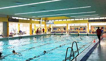 zwemfeestje uitgelicht