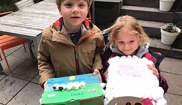 Pasen vieren met je kleinkinderen – 5 paastradities