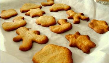 koekjes uitgelicht