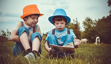 liefde voor lezen-Opanoma.nl