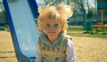 Kleinkinderen zijn leuk!  – 5 redenen