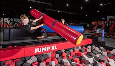 Een trampolinepark met kleinkind bezoeken – 7 x een goed idee – Winactie