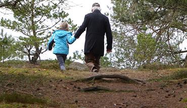 Een goede relatie onderhouden met je kleinkinderen – 4 tips