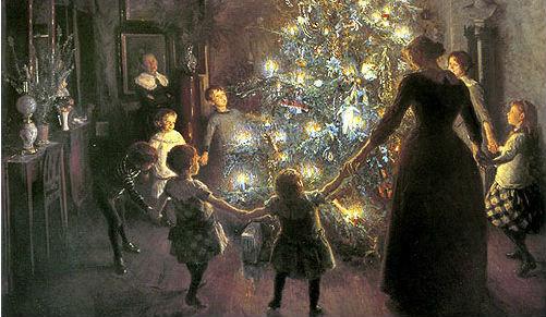 Kerst vroeger en nu – Wat is er allemaal veranderd ?