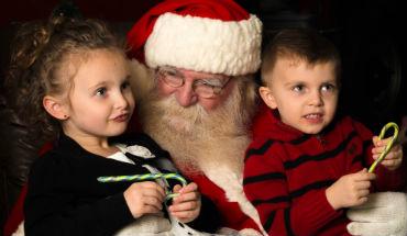 SantaWithKids2014 uitgelicht