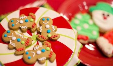 feestelijke koekjes