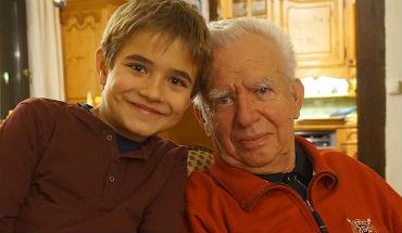 Grootouders dragen bij aan opvoeding