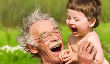 Dingen die alleen opa's en oma's kunnen!