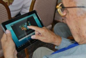 technologie en grootouders