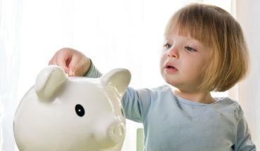 kleinkind sparen uitgelicht