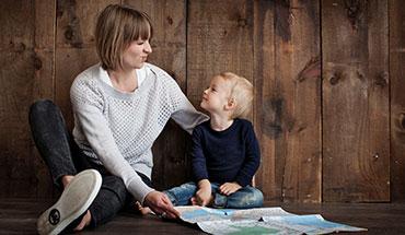 6 x waarom moeders blij zijn met opa en oma