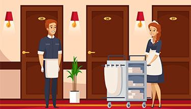 10 schoonmaakgeheimen van kamermeisjes (en -jongens)