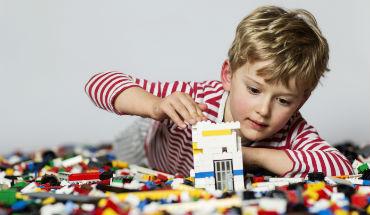 LEGO dozen uitgelicht