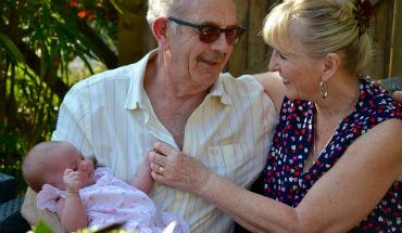 Vaste oppasdagen met de kleinkinderen
