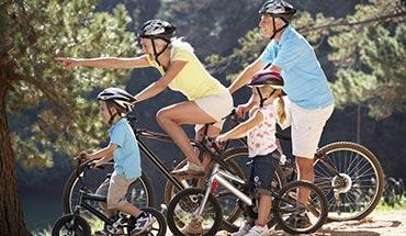 Fietsen met kleinkinderen? Heerlijk en ontspannen!