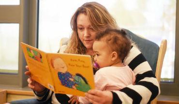 kleinkind voorlezen uitgelicht