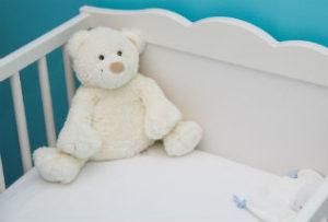 veilige babykamer