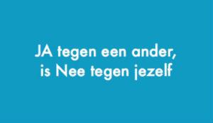nee tegen oppassen - Opanoma.nl