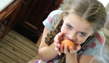 Vegetarisch opvoeden – gezond kleinkind zonder vlees