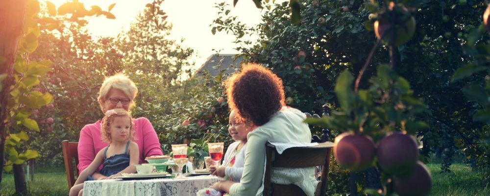 voordelen van oppassen door grootouders