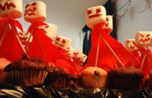 Halloween traktatie Spookjesleger