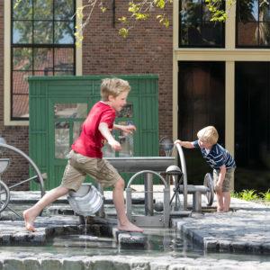 Zomerpret in Rijksmuseum Boerhaave