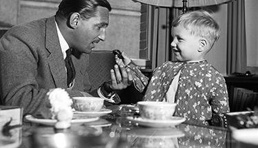 Bij opa en oma op de koffie – 6 verschillen tussen vroeger en nu