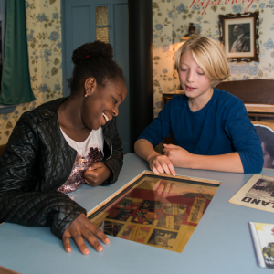 Verzetsmuseum Junior -  Kind zijn in oorlogstijd
