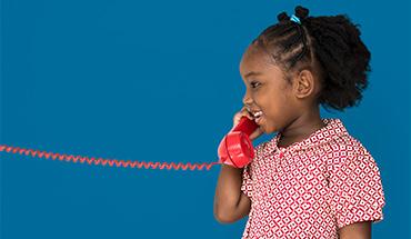 vragen telefoongesprek kind u