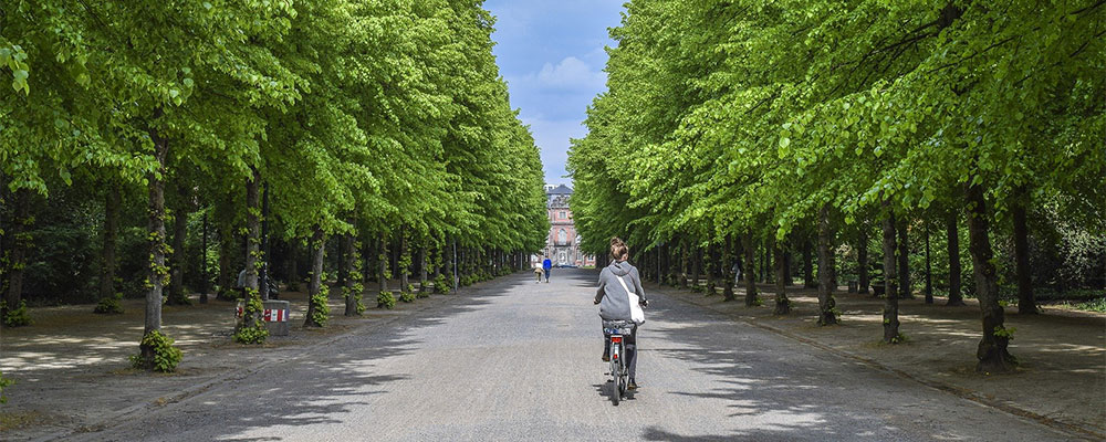afstand e bike
