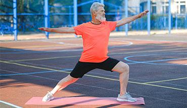 lichaamsbeweging u